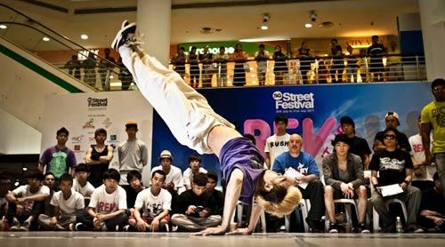 B-Boy 3T dự giải hiphop thế giới - 3