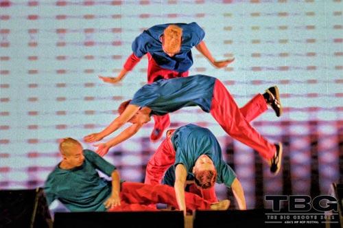 B-Boy 3T dự giải hiphop thế giới - 6