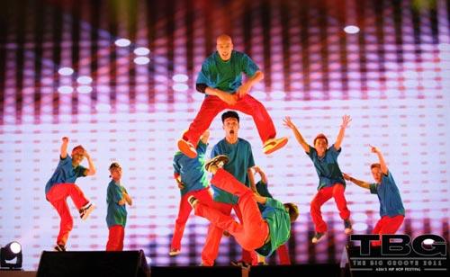 B-Boy 3T dự giải hiphop thế giới - 5
