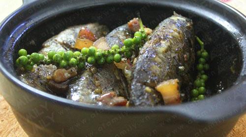 Ngon mê cá rô kho tiêu - 8