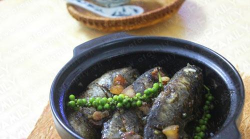Ngon mê cá rô kho tiêu - 9