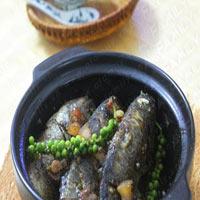 Ngon mê cá rô kho tiêu