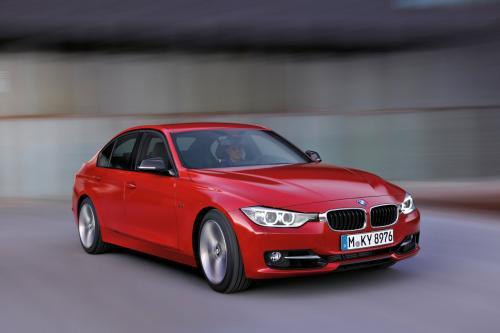 Báo giá BMW 3-Series 2012 - 1
