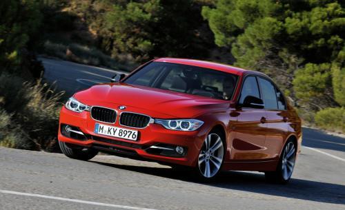 Báo giá BMW 3-Series 2012 - 5