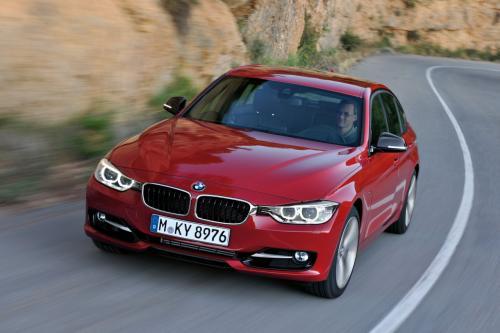 Báo giá BMW 3-Series 2012 - 6
