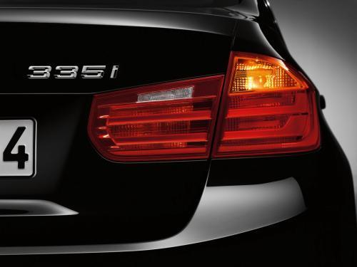 Báo giá BMW 3-Series 2012 - 8