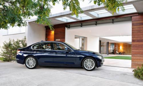 Báo giá BMW 3-Series 2012 - 10