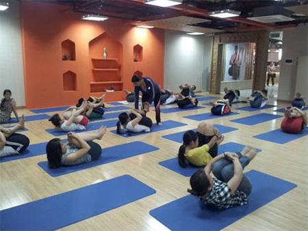 Bậc thầy Yoga Master Kamal đã trở lại Việt Nam - 1