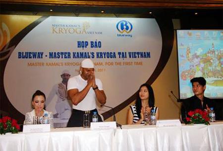 Bậc thầy Yoga Master Kamal đã trở lại Việt Nam - 3