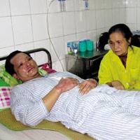 Vụ nổ gas ở Hà Nội: Vượt lên giông bão