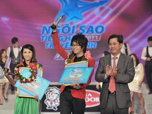 Bùi Anh Tuấn đăng quang Ngôi sao tiếng hát truyền hình 2011 - 3