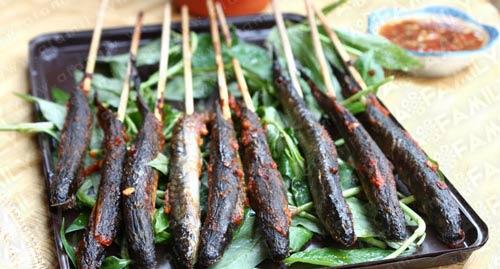 Nhậu cuối tuần với cá kèo nướng tương ớt - 9