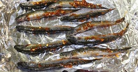 Nhậu cuối tuần với cá kèo nướng tương ớt - 6