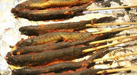 Nhậu cuối tuần với cá kèo nướng tương ớt - 8