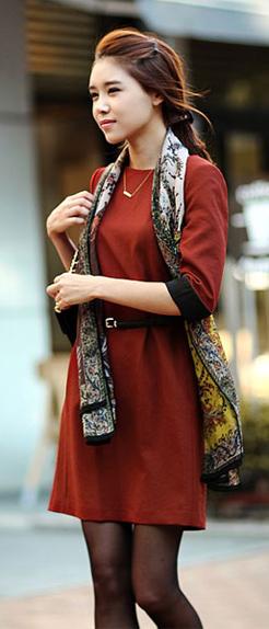 Tư vấn: Mặc đẹp hơn với khăn quàng cổ - 5