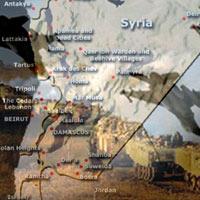 Syria bị tấn công