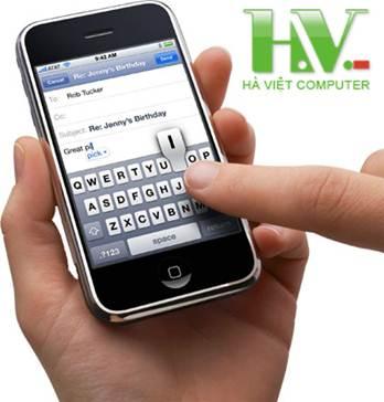 Mua trả góp iphone 4s tại Hà Việt computer - 1