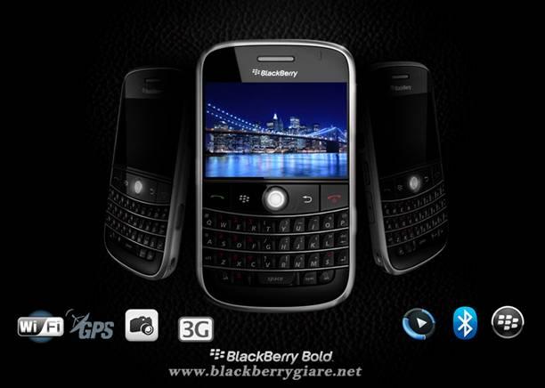 Khuyến mại Blackberry Bold 9000 cao cấp - 3