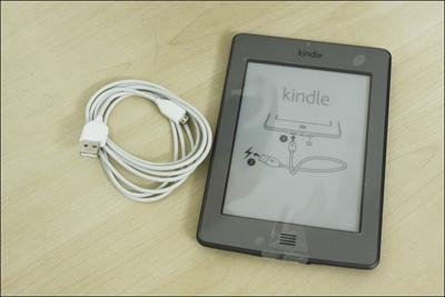 Trên tay máy đọc sách Kindle Touch tại Việt Nam - 2