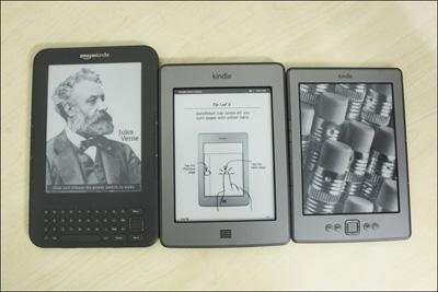 Trên tay máy đọc sách Kindle Touch tại Việt Nam - 9