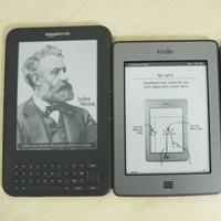 Trên tay máy đọc sách Kindle Touch tại Việt Nam