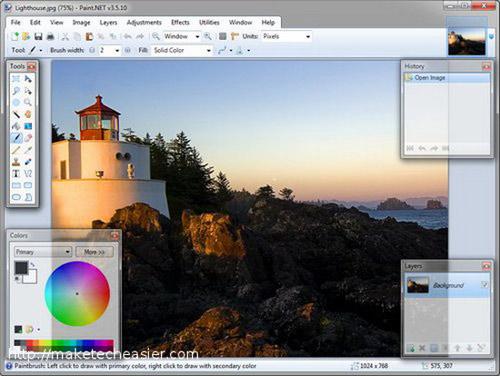 5 phần mềm biên tập ảnh miễn phí dễ sử dụng trong Windows - 4