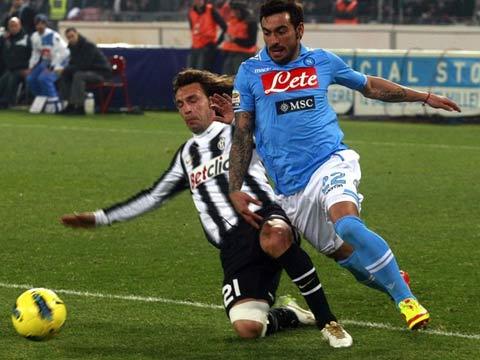 Napoli - Juventus: Đôi công - 1