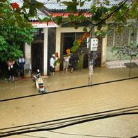 Lào Cai: Xuất hiện mưa lớn bất thường