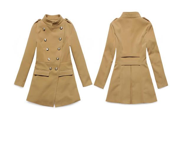 Chọn áo choàng cho cô nàng mùa đông - 2