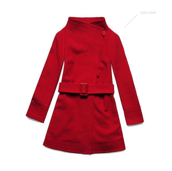 Chọn áo choàng cho cô nàng mùa đông - 11