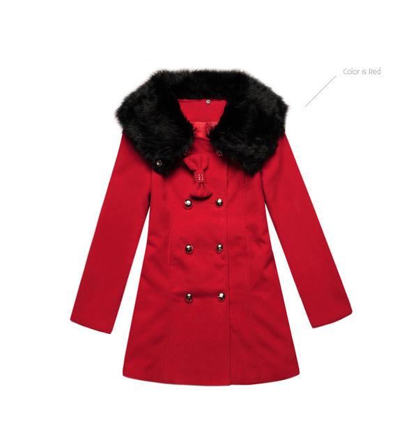 Chọn áo choàng cho cô nàng mùa đông - 18