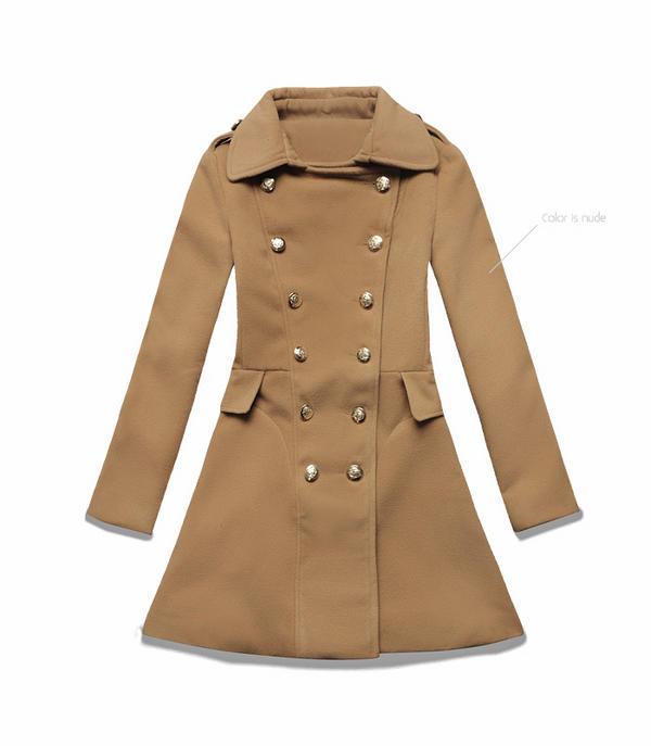 Chọn áo choàng cho cô nàng mùa đông - 5