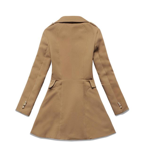 Chọn áo choàng cho cô nàng mùa đông - 6