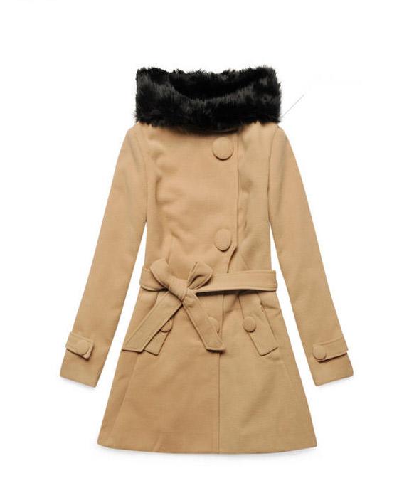 Chọn áo choàng cho cô nàng mùa đông - 21