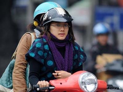 Ngày mai, nhiệt độ tại Hà Nội giảm mạnh - 1