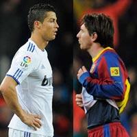 Đội hình tiêu biểu 2011: Barca-Real mở rộng