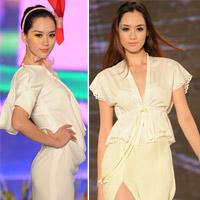 """Những thiết kế """"nhất"""" tại show Xuân Hè"""