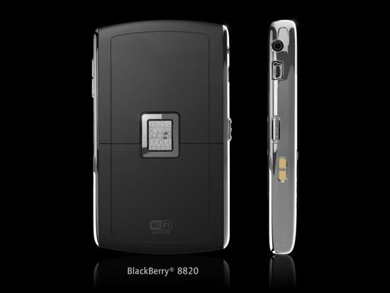 Mua điện thoại Blackberry nào hợp lý nhất? - 1