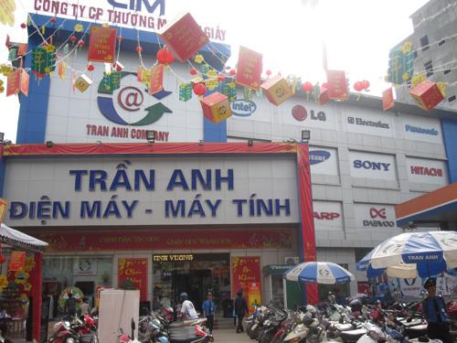 Từng bừng khai trương Trần Anh Long Biên - 2