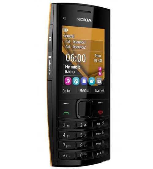 Nokia X2-02 – 2 SIM, ngon, bổ, rẻ - 3