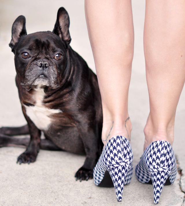Cách biến giày cao gót cũ thành mới - 20