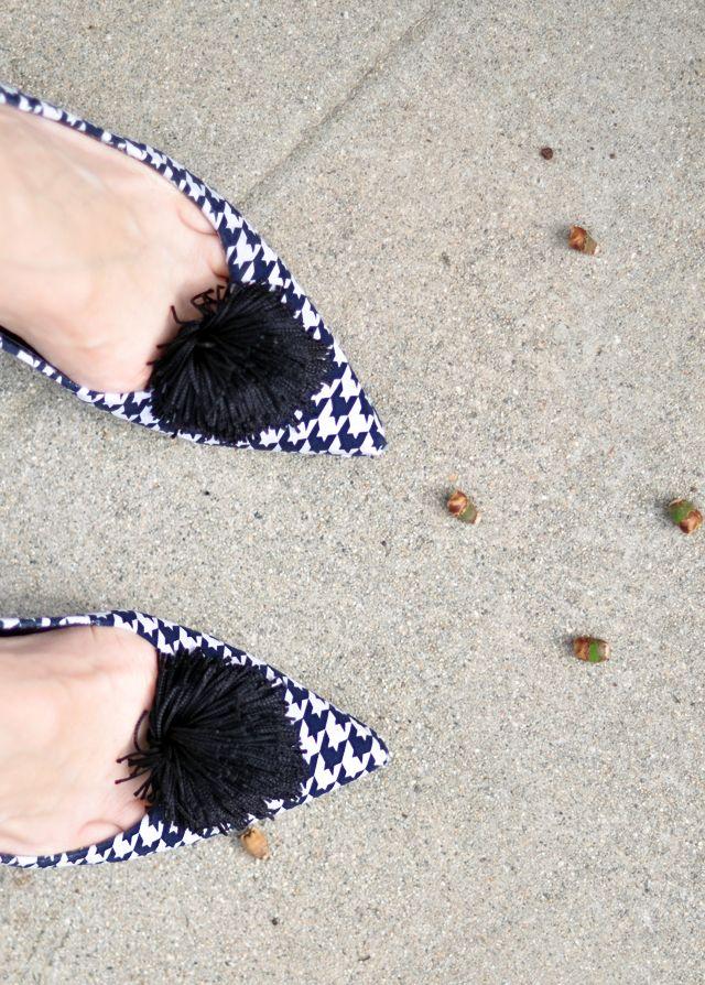 Cách biến giày cao gót cũ thành mới - 22