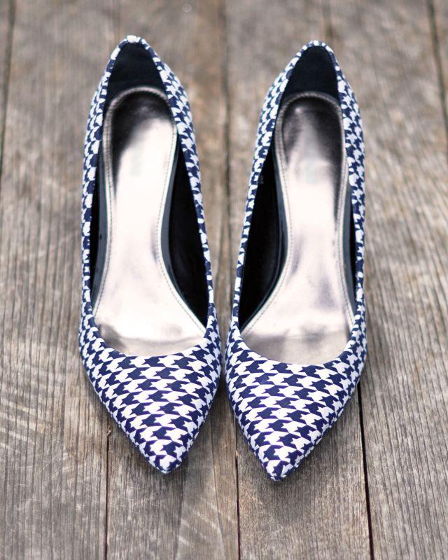 Cách biến giày cao gót cũ thành mới - 21