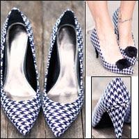 Cách biến giày cao gót cũ thành mới