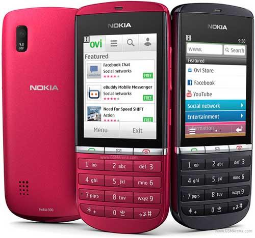 Nokia Asha 300 về Việt Nam giá 2,5 triệu đồng - 1
