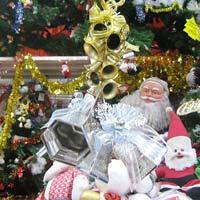 Nhộn nhịp quà tặng trước mùa giáng sinh