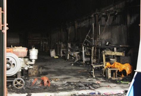 Vụ cháy ở HP: Lời đồn 'ma báo oán' - 1