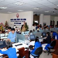 Hợp nhất 3 NH Đệ Nhất, Tín Nghĩa, TMCP Sài Gòn