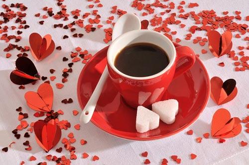 Cafe và tình yêu