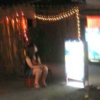 """Mại dâm VIP ở """"phố đèn đỏ"""" Bắc Giang"""